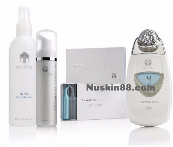 Nuskin AgeLOC Spa Package