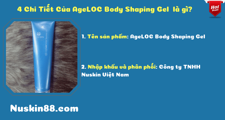 AgeLOC Body Shaping Gel3
