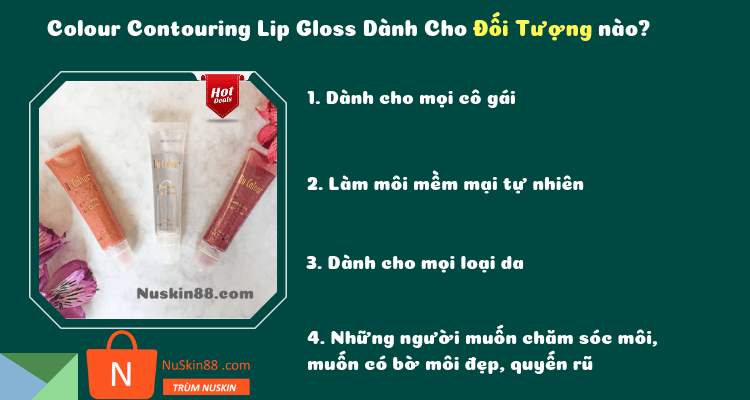 Colour Contouring Lip Gloss