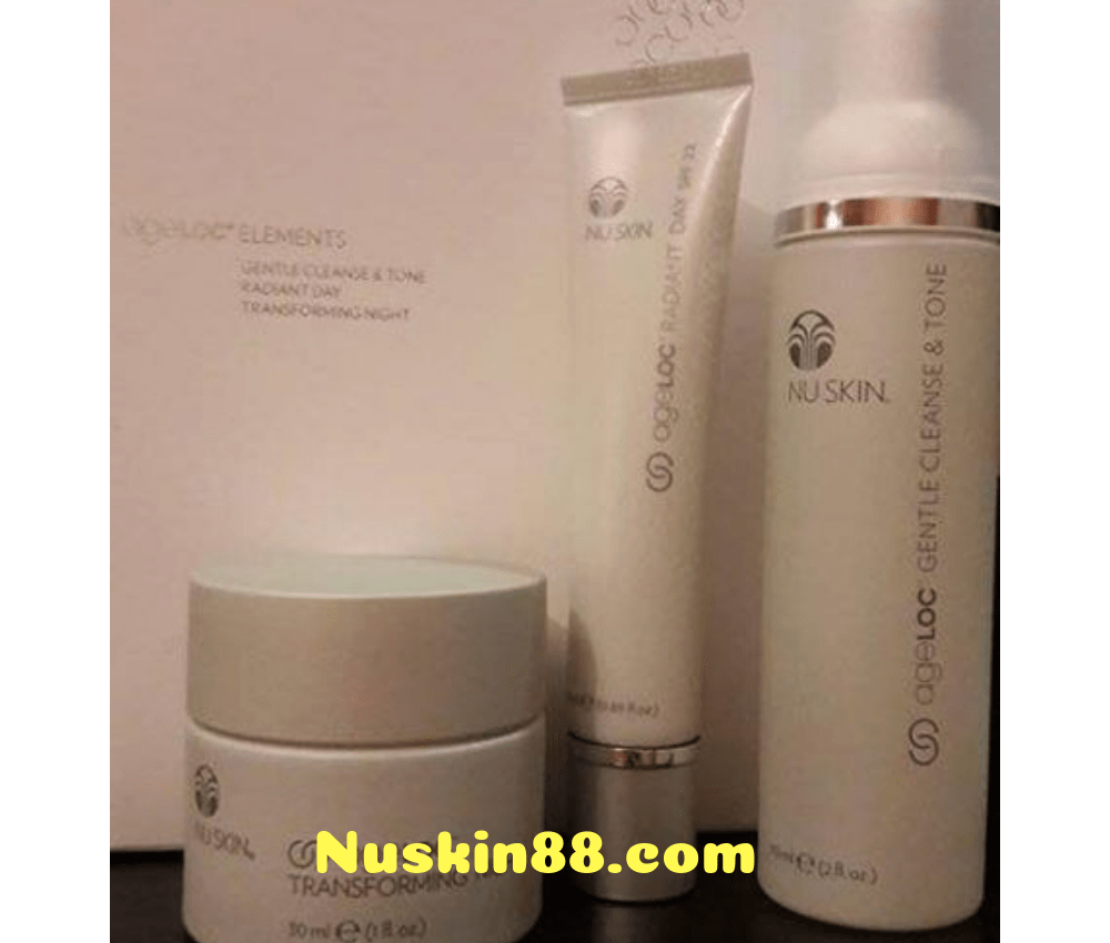 Nuskin Ageloc Elements7
