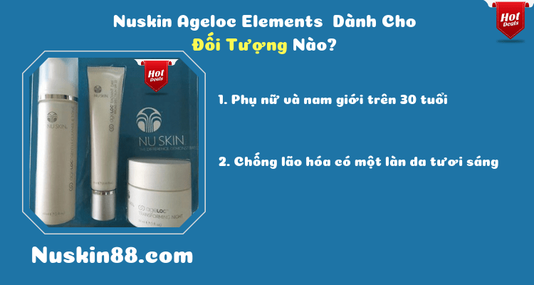 Nuskin Ageloc Elements9