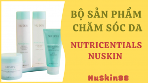 Công dụng Nutricentials